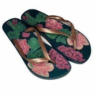 Ipanema Flip flop Thong Sandal Sz 10